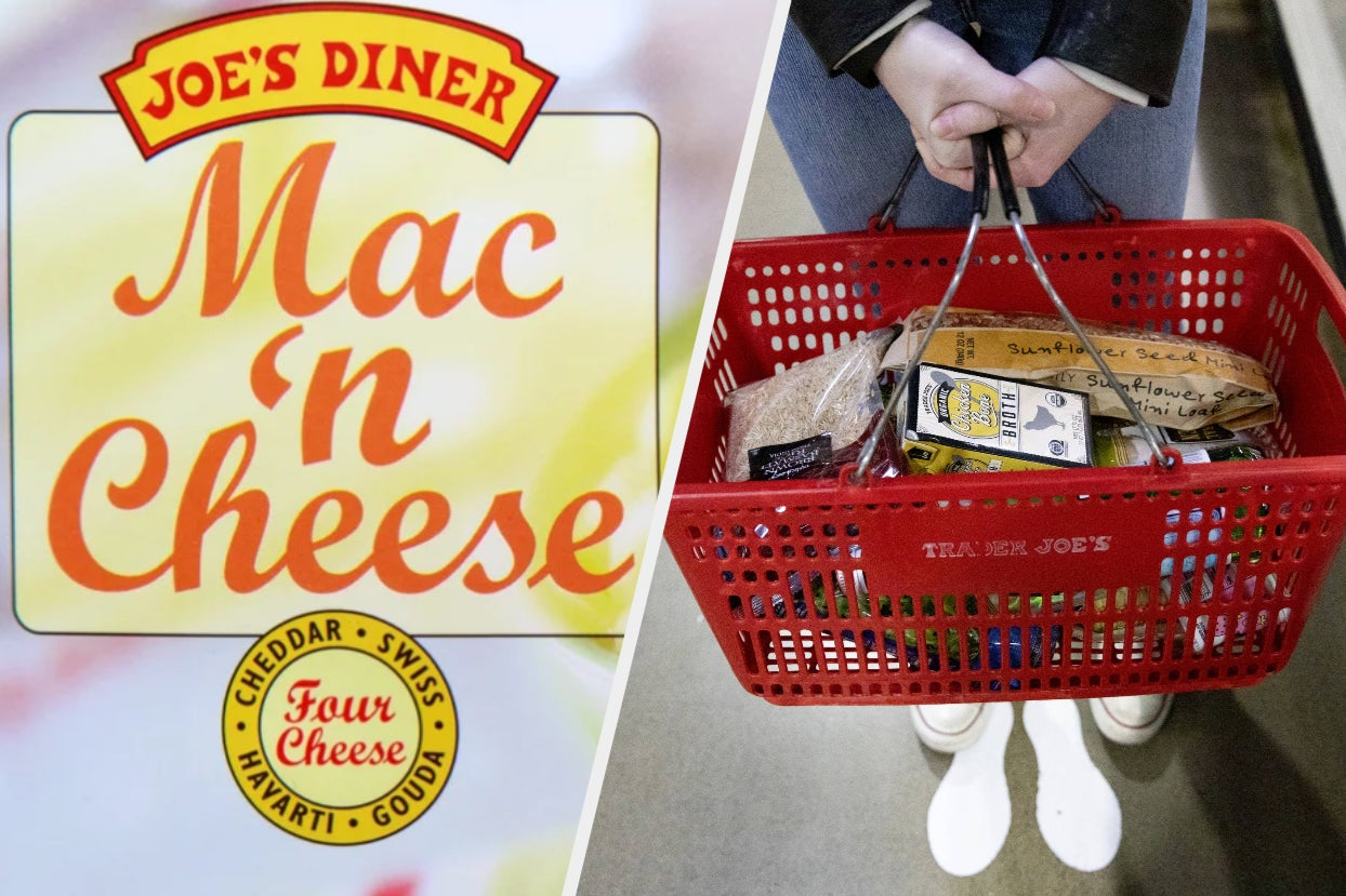 Have You Tried At Least 80% Of The Trader Joe's Items On This Quiz?