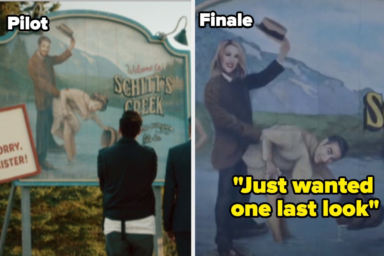 Tell Us Which TV Show Totally Nailed Its Finale