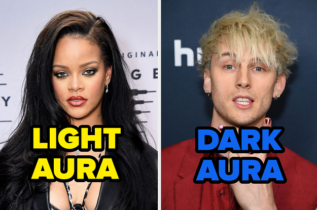 Cosmic Babies, Time To Weigh In: Do These Celebs Have Light Or Dark Auras?