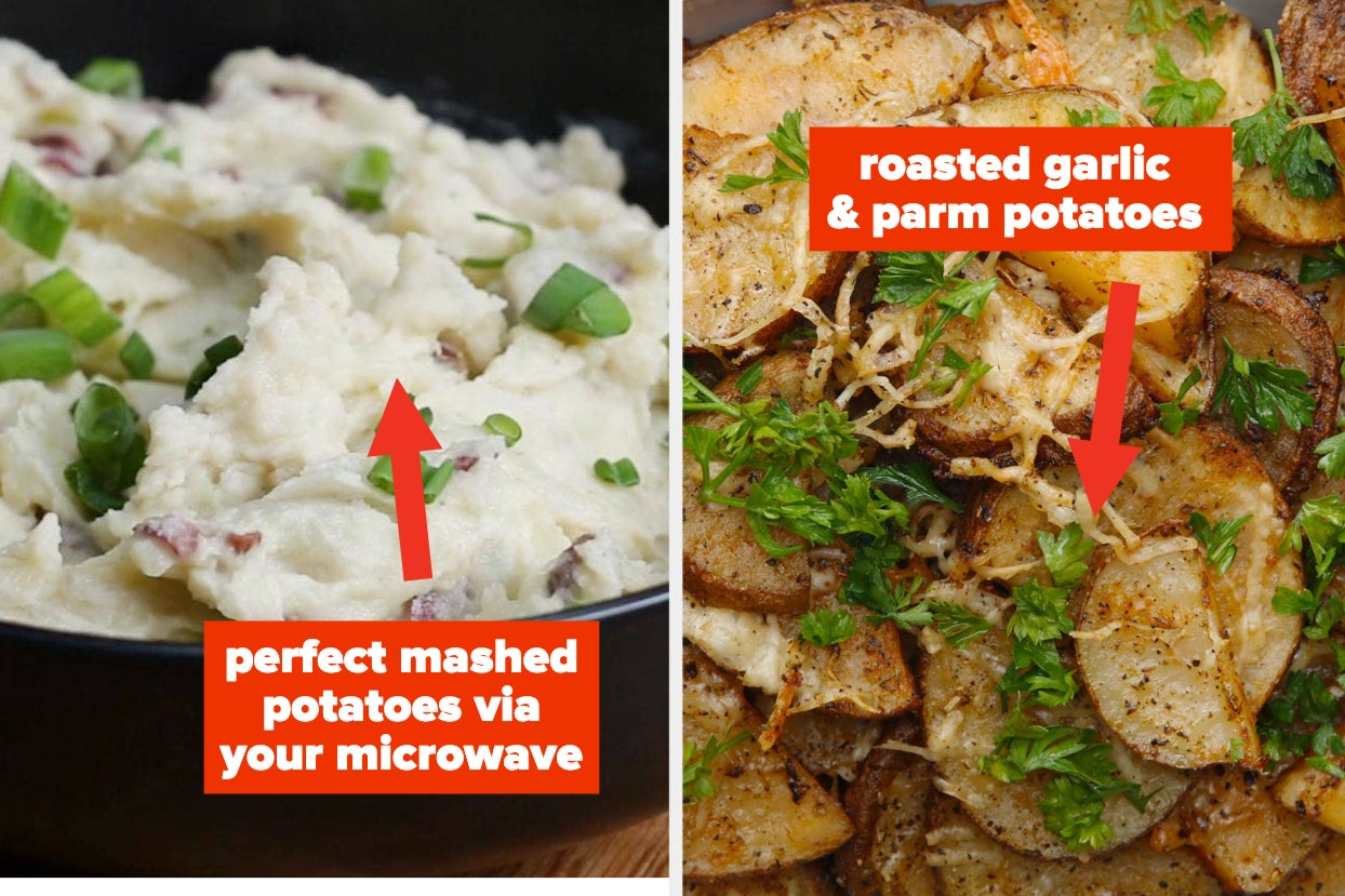 31 Non-Boring Recipes That Prove, Once And For All, Potatoes Are Absolutely Perfect