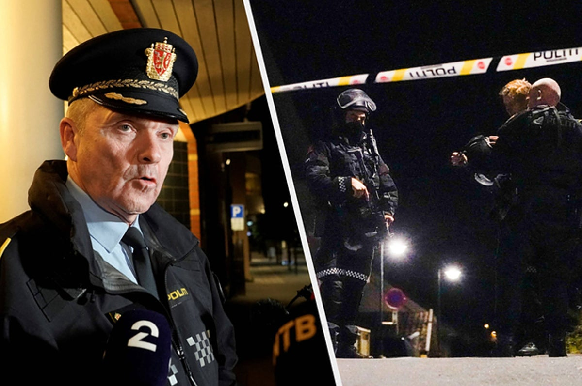 Five People Were Killed In Bow-And-Arrow Attack In Norway