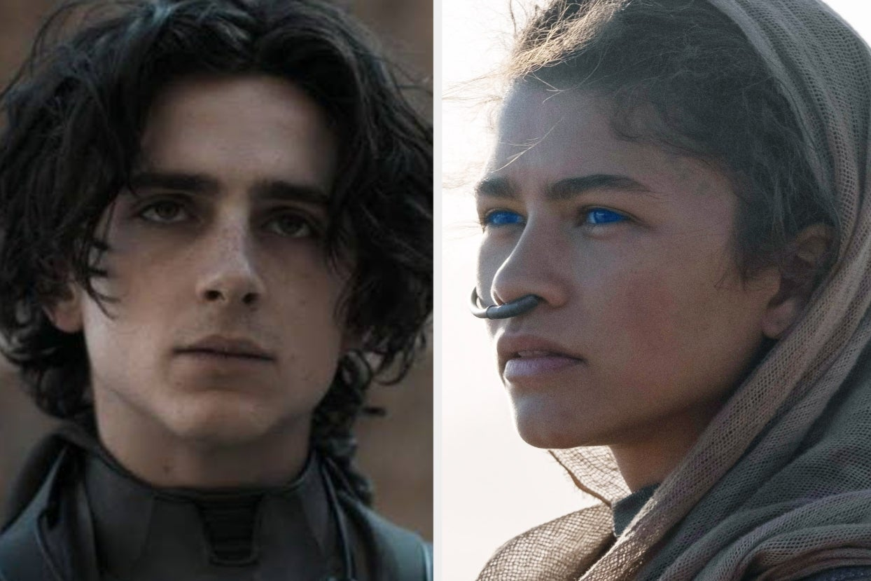 """""""Dune"""" Is Breathtaking, And Here's Everything I Thought While Watching"""