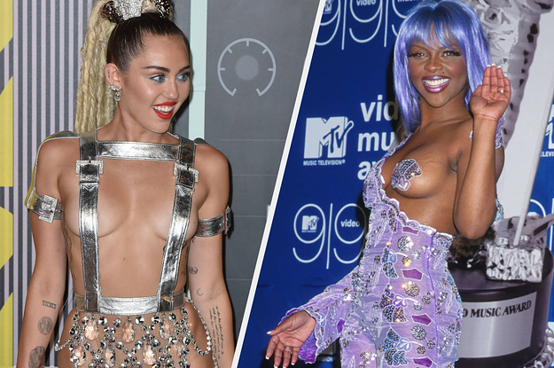 17 Celebrities Who Broke Every Single Red Carpet Rule Over The Years