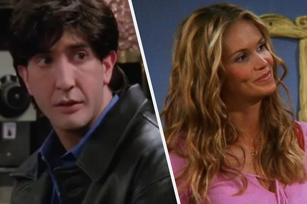 """Only A """"Friends"""" Superfan Will Remember All 20 Of These Minor Characters From The Show"""