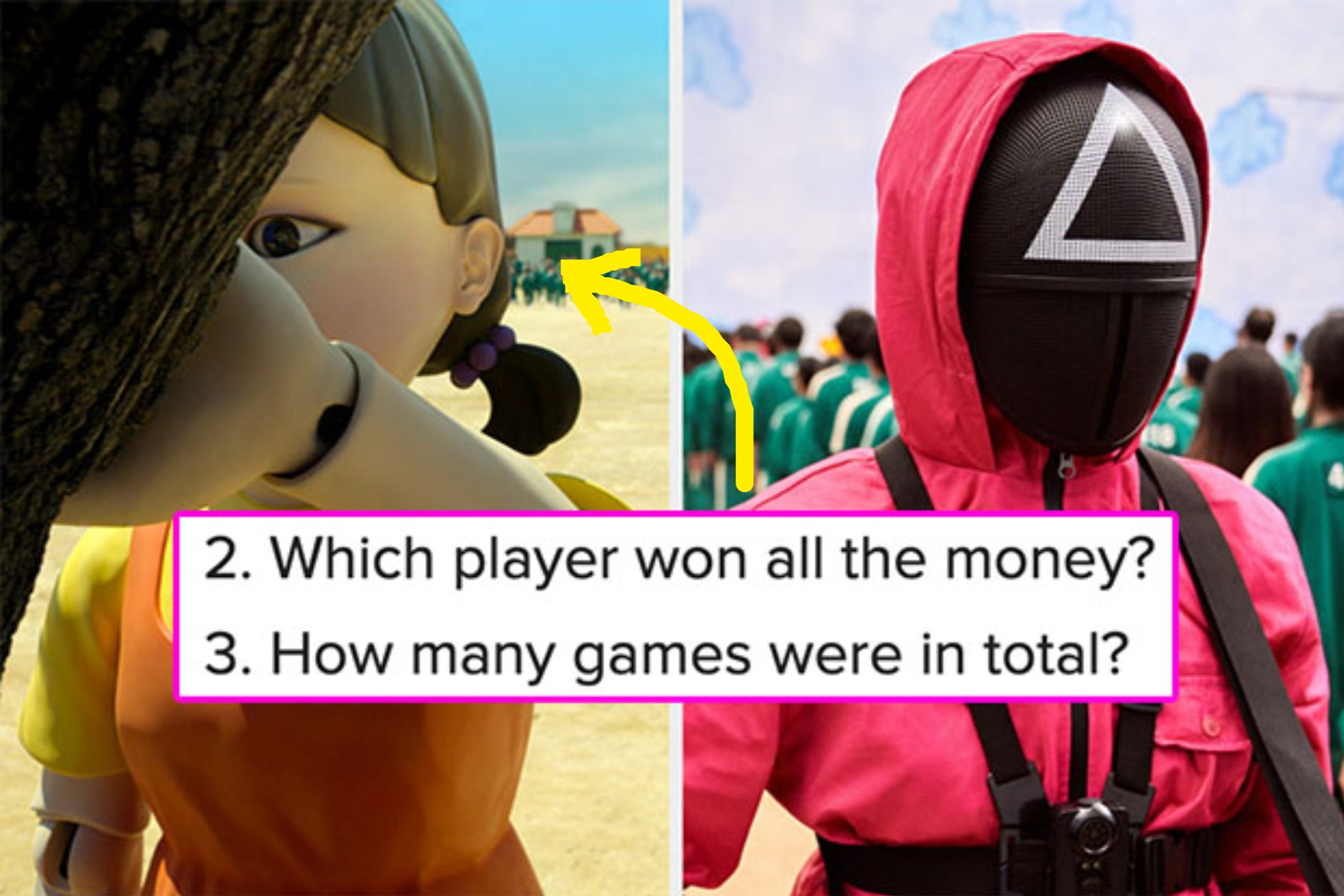 """Now That You've Binge-Watched """"Squid Game"""", Can You Ace This Trivia Quiz?"""