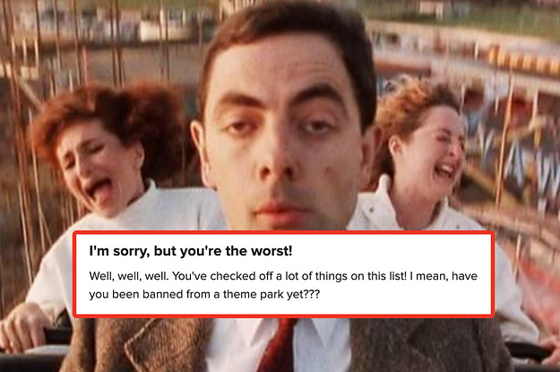 Theme Park Employees Shared The Worst Things They've Seen People Do — Have You Done Them?