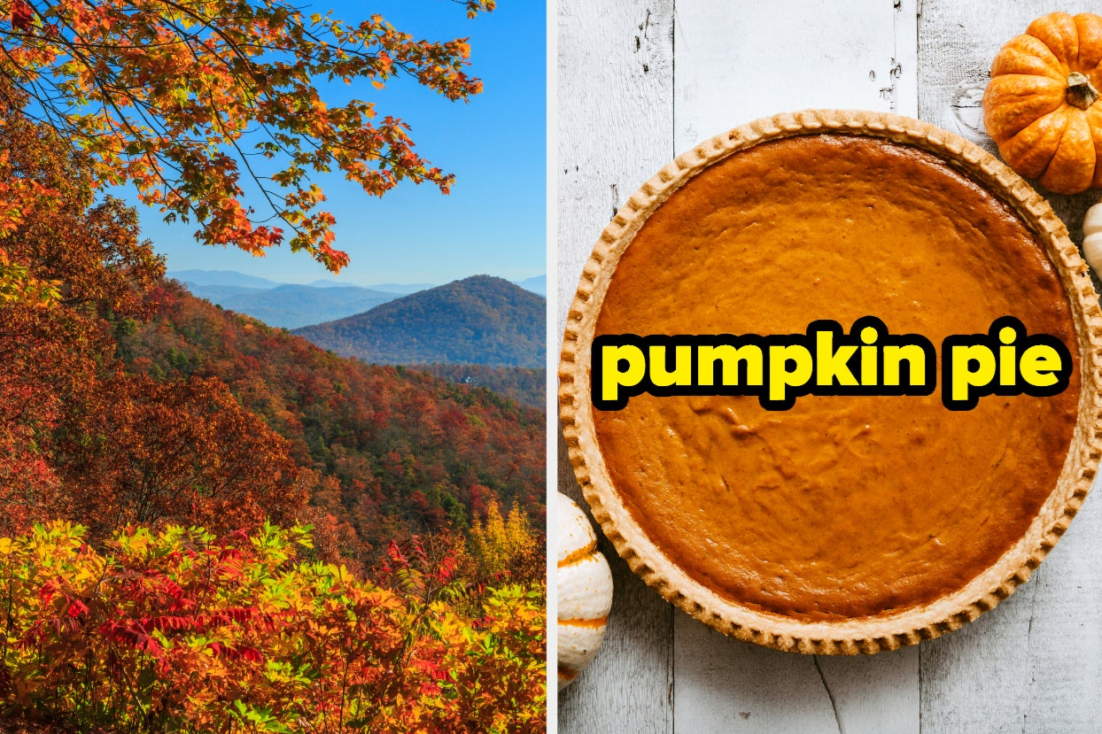 Oddly Enough, The Fall Vacation You Plan Will Reveal Which Autumnal Dessert Matches Your Energy