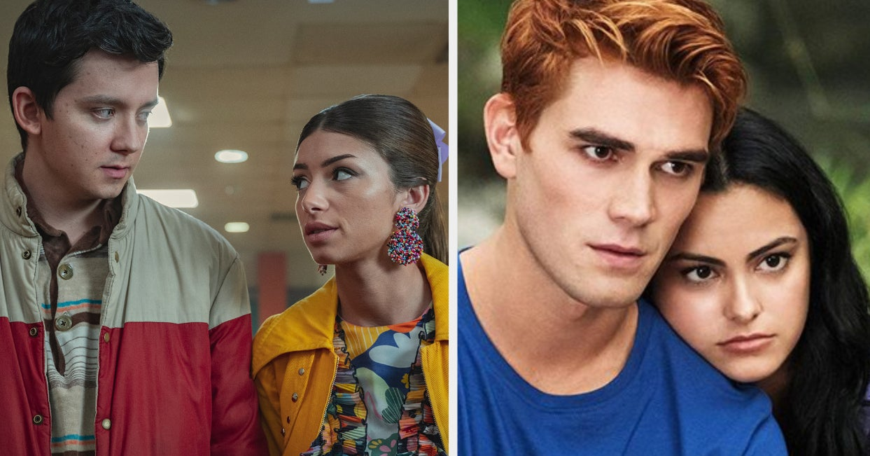 """Two Teens Break Down What """"Sex Education,"""" """"Riverdale,"""" And More Get Right And Wrong About The Teen Experience"""