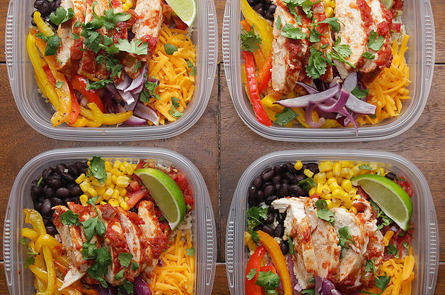 If You're Stuck In A Meal Prep Rut, These 18 Meal Prep Ideas Are Guaranteed To Shake Things Up