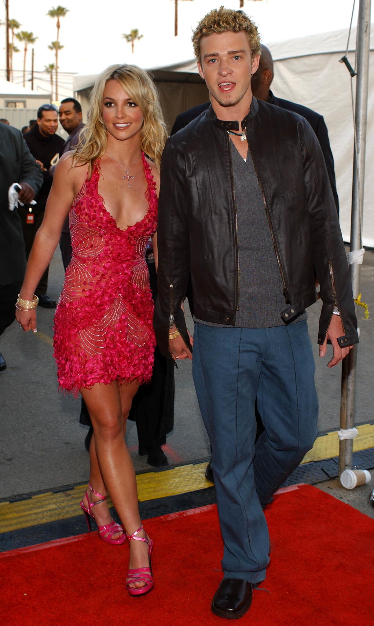 Britney Spears andJustin Timberlake