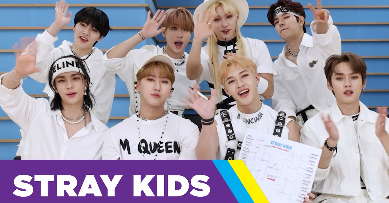 Stray Kids Ranked Their Songs And Had To Play Rock, Paper, Scissors To Pick A Winner
