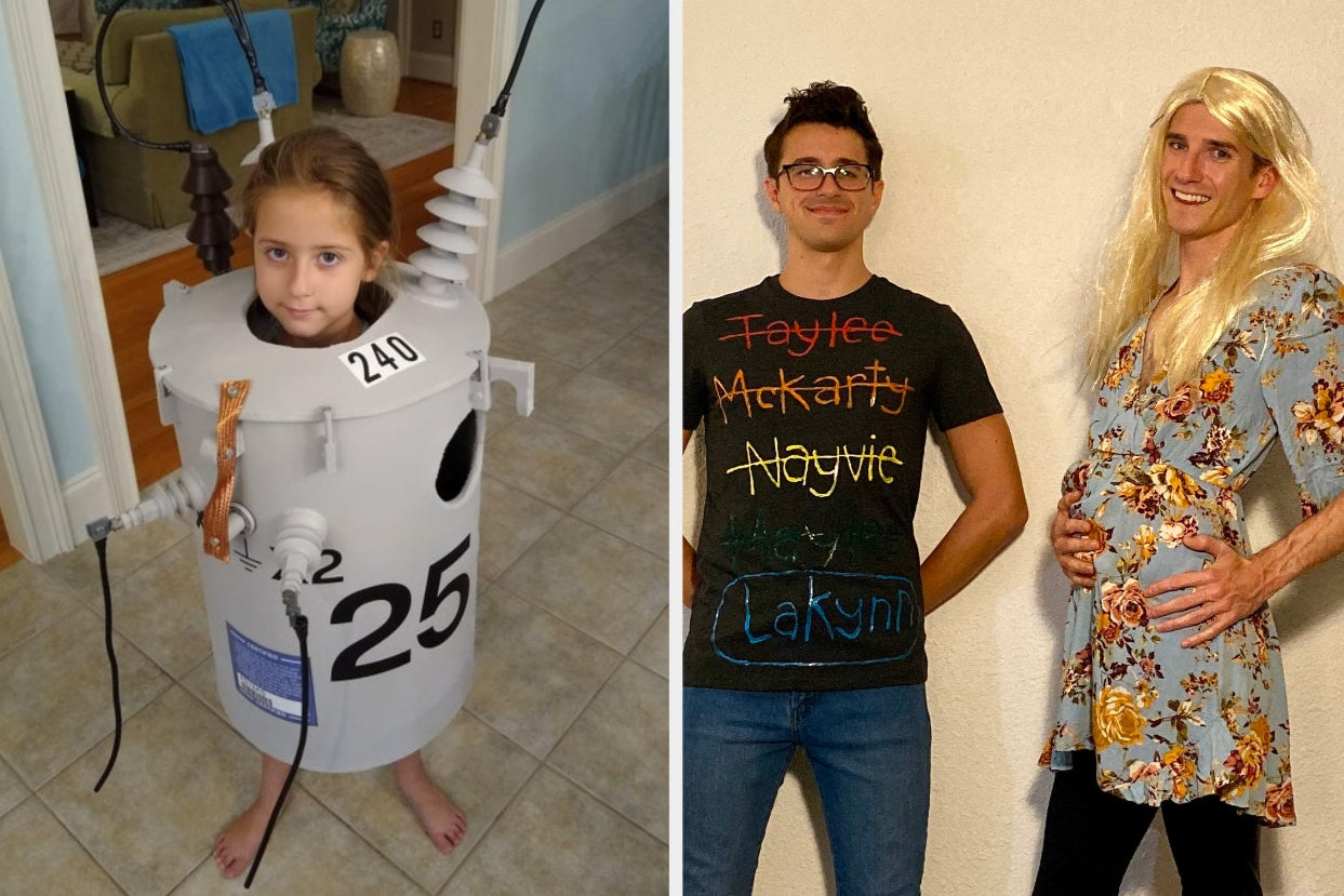 25 Halloween Costumes That Were So Good, They Went Viral Immediately