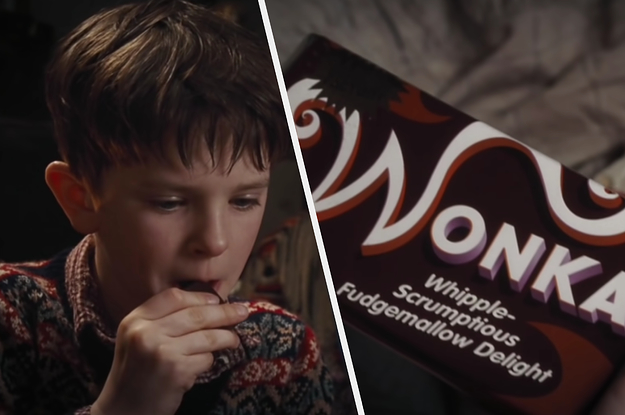 """Eat, Eat, And Eat Some More Chocolate And We'll Reveal Which """"Charlie And The Chocolate Factory"""" Character You Are"""