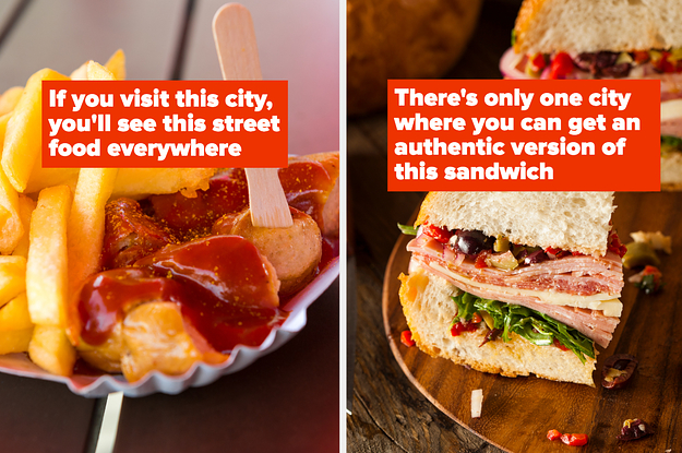 People Are Sharing The One Food That Gives Away Where They're From. Can You Guess The Right Answers?