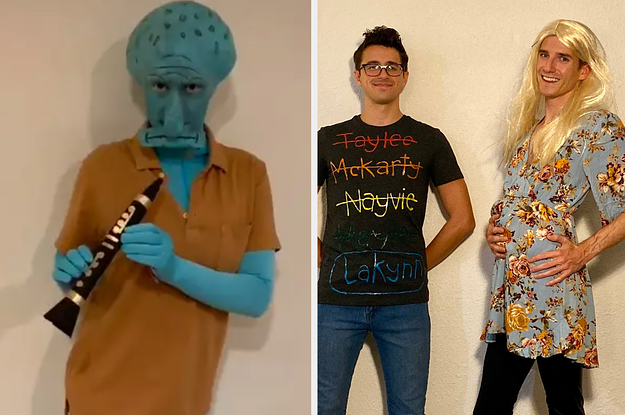 25 Halloween Costumes That Were Sooo Good, They Went Viral Overnight