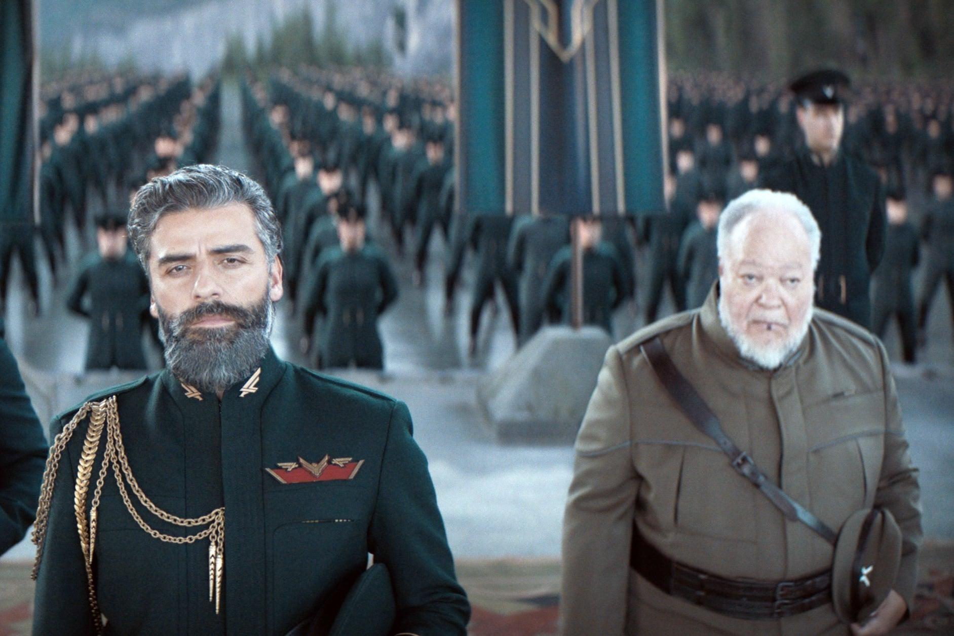 """How The 2021 """"Dune"""" Cast Compares To The Original Film"""