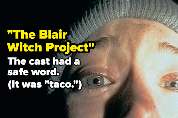 27 Horror Movie Behind-The-Scenes Facts That Are Equal Parts Fascinating And Spooky