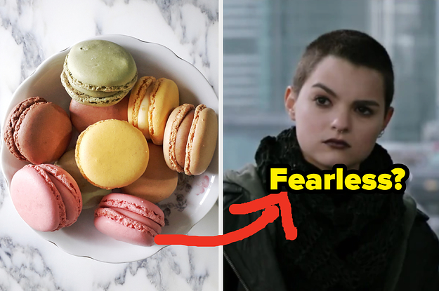 We Don't Want To Freak You Out, But We Know How Brave You Are Based On The Sweets You Enjoy