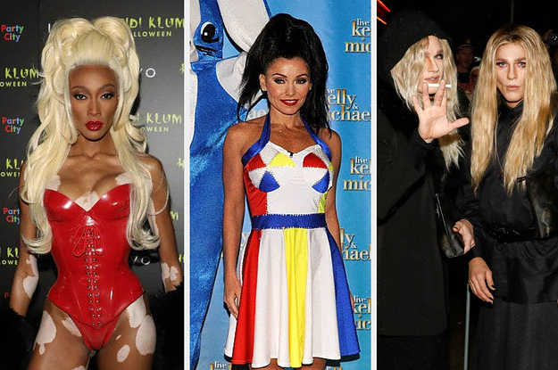 17 Times Celebs Dressed As Other Celebs For Halloween And Crushed It