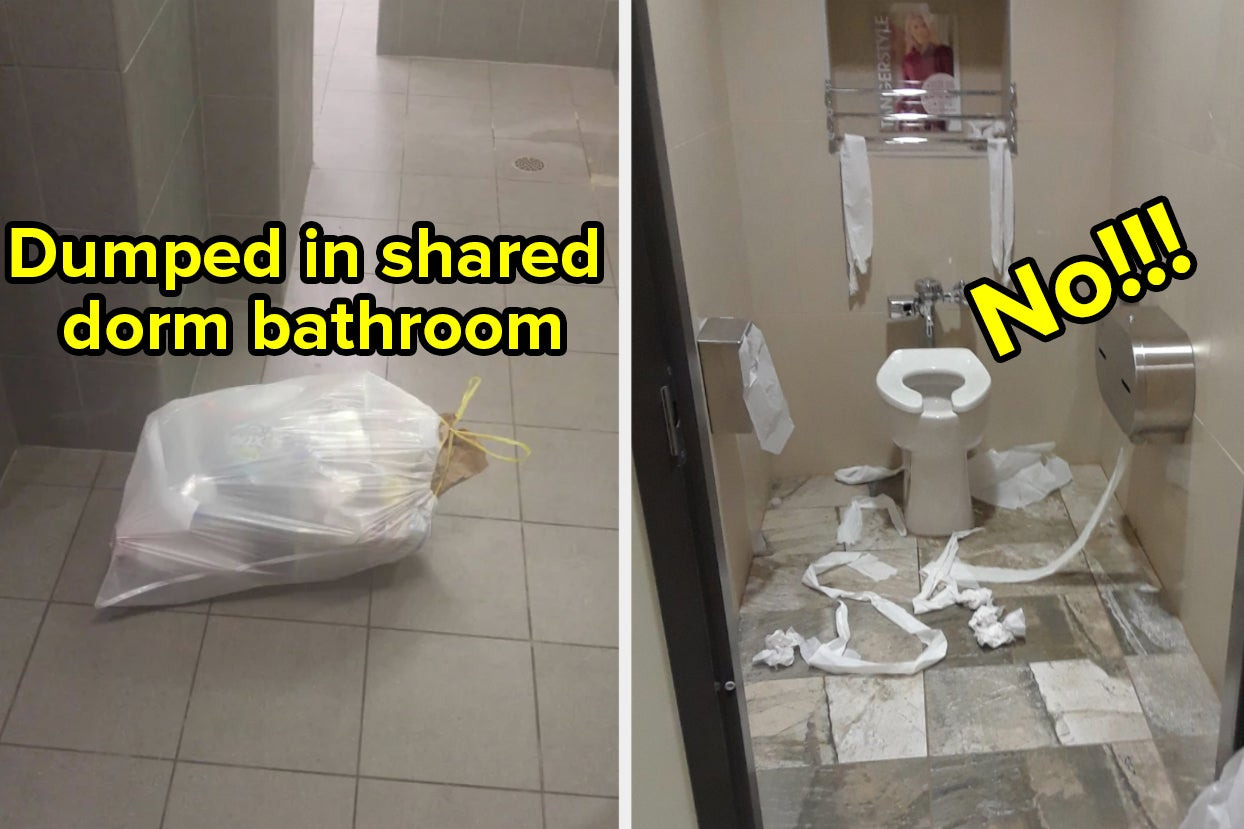 17 Entitled People Who Never Learned To Clean Up After Themselves