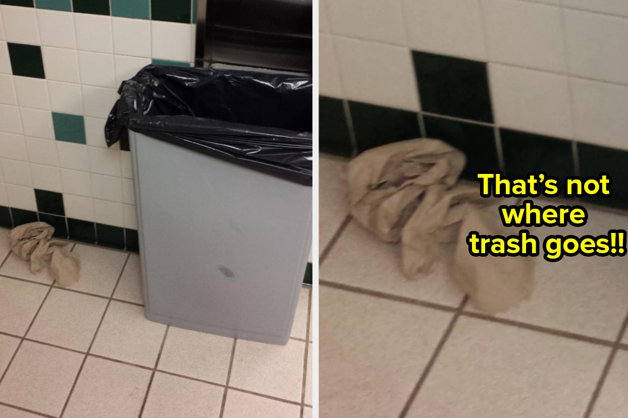 17 Unspeakable Things People Do That Piss Off Janitors And Custodians
