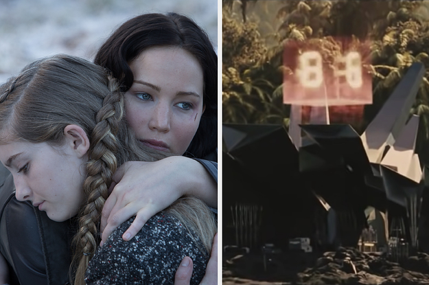 We Know If You're More Like Primrose Or Katniss Based On The Hunger Games Arena You Design