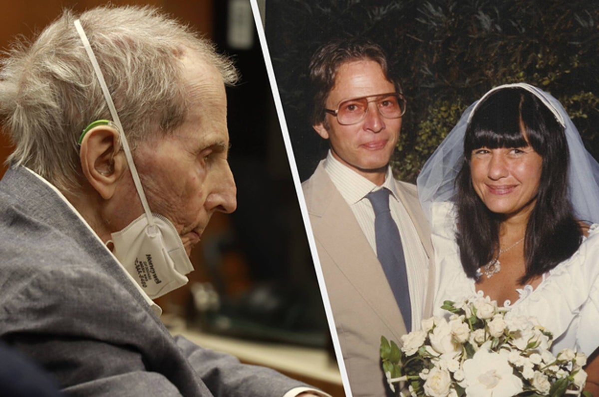 Robert Durst Will Spend The Rest Of His Life In Prison For Murdering His Friend