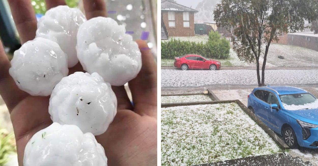 Australians Are Sharing Their Epic Photos From Sydney's Storm And Some Of Them Look Unreal