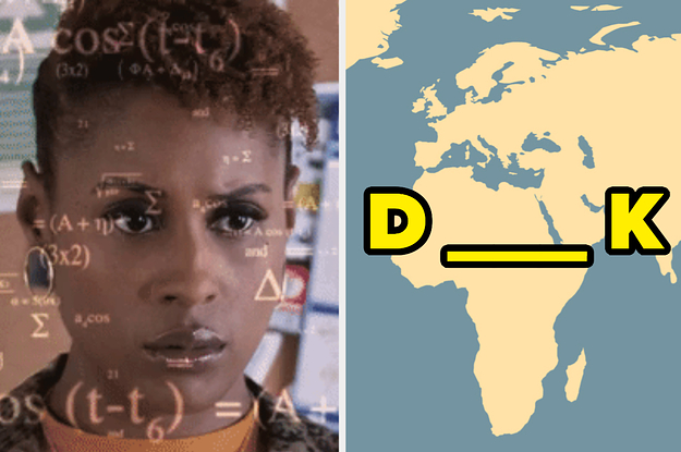 If You Can Name These 19 Countries That End In Two Consonants It Means You Have A High IQ