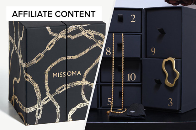 Missoma Have A Jewellery Advent Calendar Worth Over Double Its Price And Frankly It's A Want, Not A Need