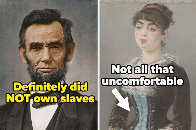 """21 Common Historical """"Facts"""" That Are Straight Up Just Not Facts At All...Like, They're Literally False"""