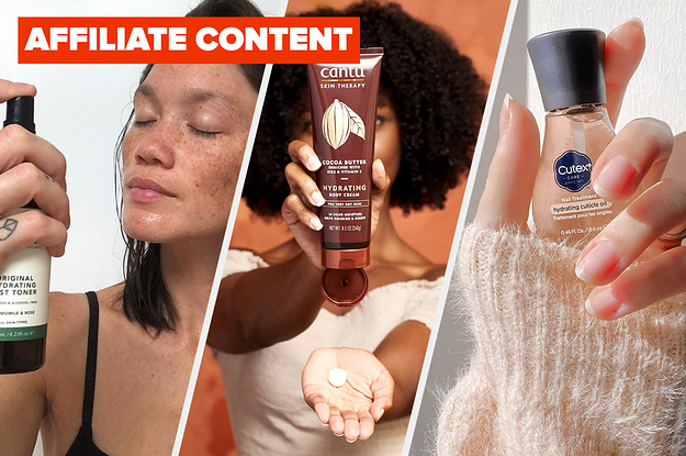 If You Have Dry Skin, You Need These 36 Beauty Products