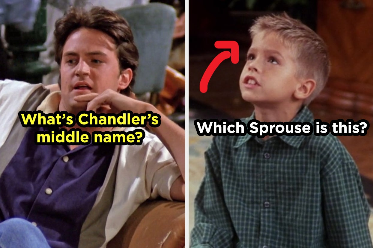 """Sorry, But If You Can't Get 10/10 On This """"Friends"""" Trivia Quiz, You're A Fake Fan"""