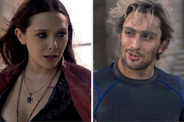 Superhero Fans Will Have A Tough Time Choosing Between These Marvel And DC Siblings