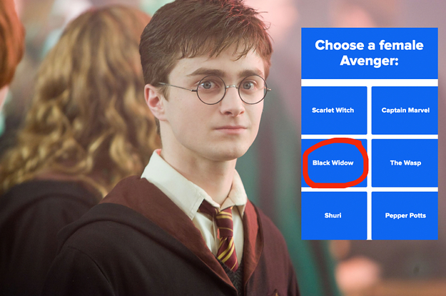 We Know Who Will Be Your New Bestie Out Of Harry, Ron, Or Hermione Based On Your Marvel Preferences
