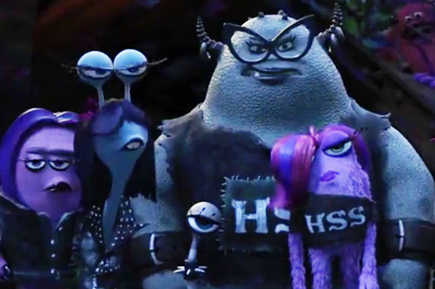 """Everyone Belongs To A Fraternity/Sorority From """"Monsters University"""" — Which One Is Yours?"""