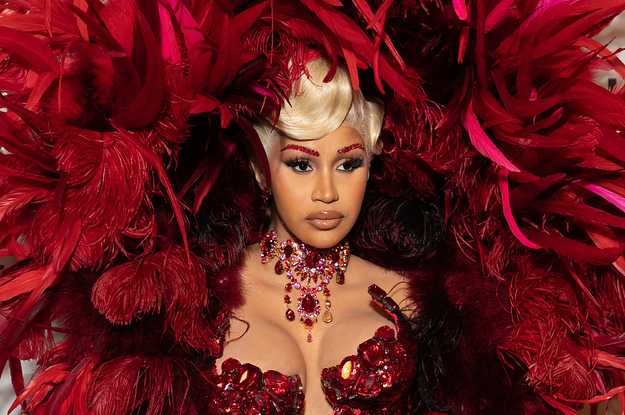 Cardi B Answered Honestly When A Fan Asked Why She Doesn't Talk About Politics Anymore