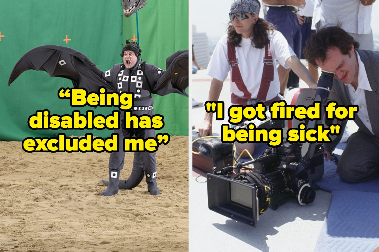 15 TV And Movie Crew Members Shared Their Worst Experiences Working On Set