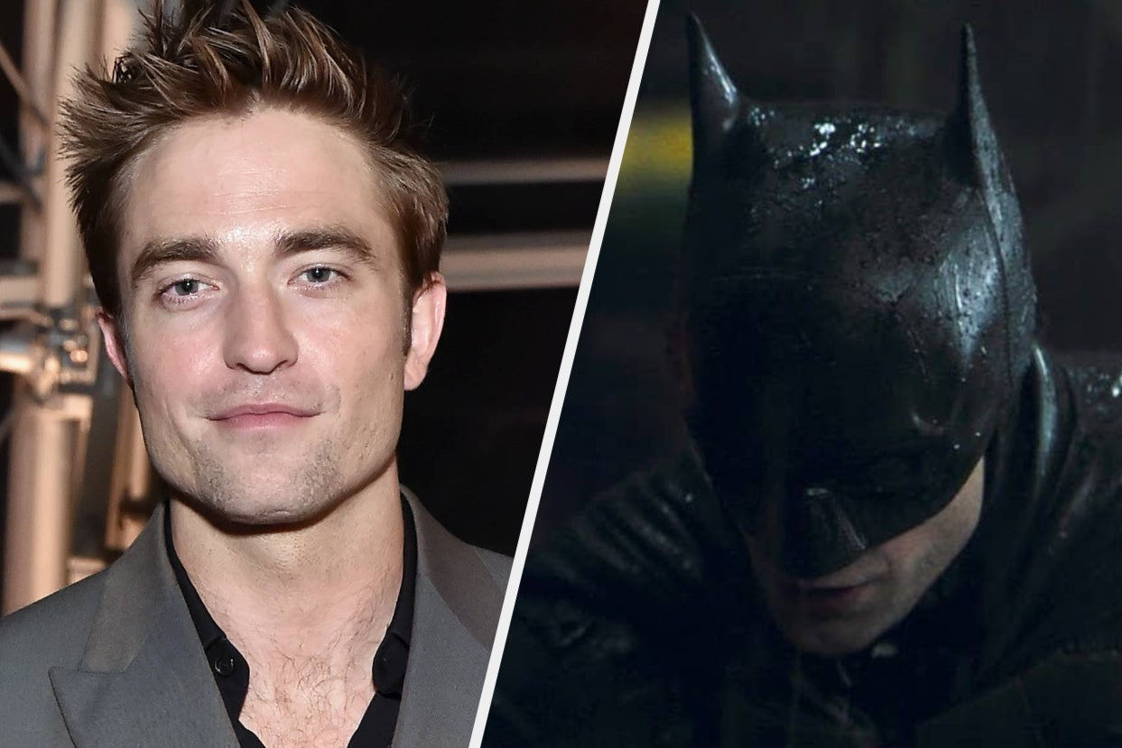 I Need Everyone To Hear Robert Pattinson's Batman Voice Immediately In This New Teaser For The Film