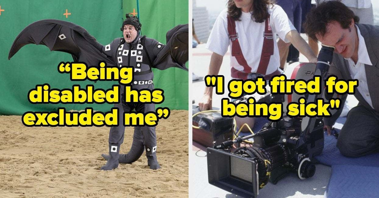 People Who Worked On TV And Movie Sets Are Sharing Their Worst Experiences, And The Stories Are Wild
