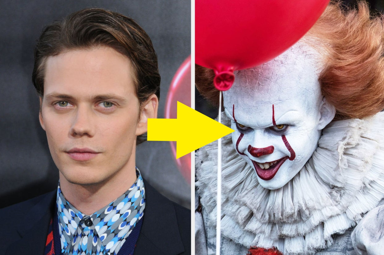 15 Horror Movie Villains Without Makeup Or Effects That Are Pretty Mind-Boggling