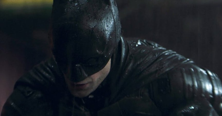 We're Finally Getting To Hear More Of Robert Pattinson's Batman Voice In A New Teaser For The Movie