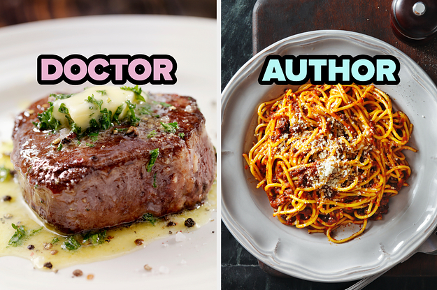 I Know This Sounds Weird, But The 5-Course Dinner You Order Will Reveal Your Perfect Job
