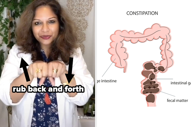 This Viral TikTok Revealed The Easiest Way To Get Rid Of Constipation, And People's Minds Are Blown