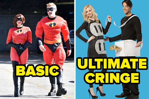 27 Couples Halloween Costumes That Range From Basic And Overused To Downright Cringeworthy
