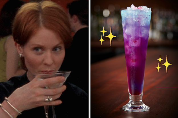 Sip, Sip — Let's Find Out Which Cocktail Matches Your Gorgeous Personality