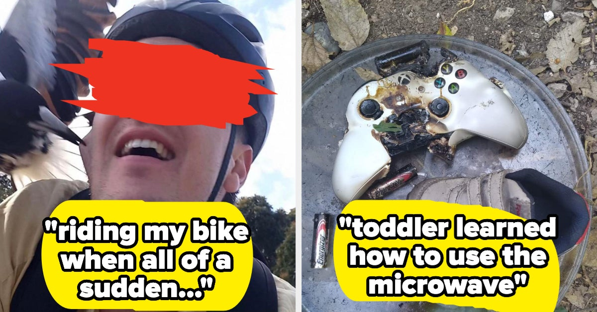 19 People Who Had A Way, Way, Wayyyyy Worse Month Than You Did, I Mean It Was Bad