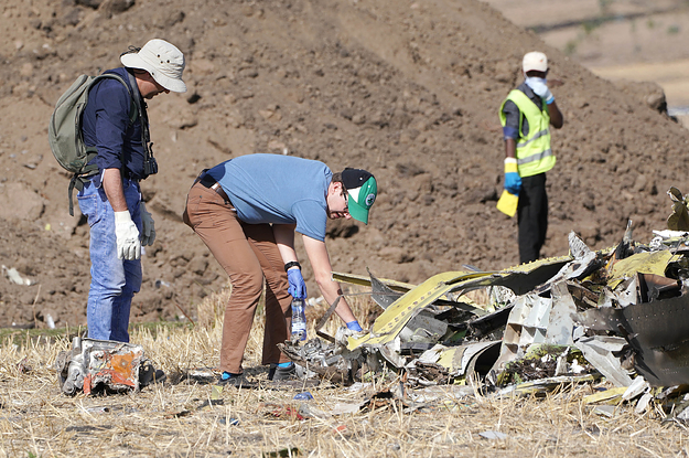 A Former Boeing Employee Is Accused Of Lying To Regulators About The 737 Max Before The Deadly Crashes That Killed Hundreds Of People