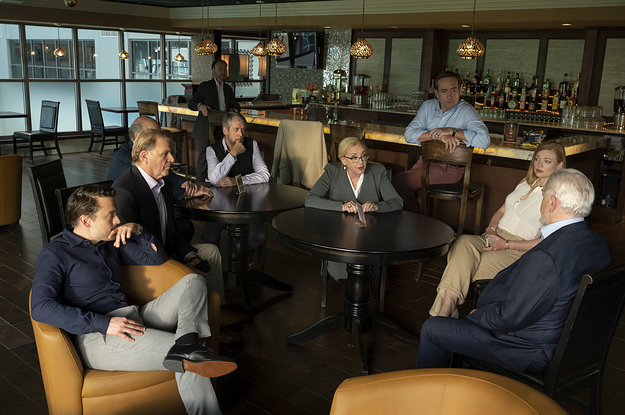 """""""Succession"""" Is The Best Show On TV, And It's Not Even Close"""