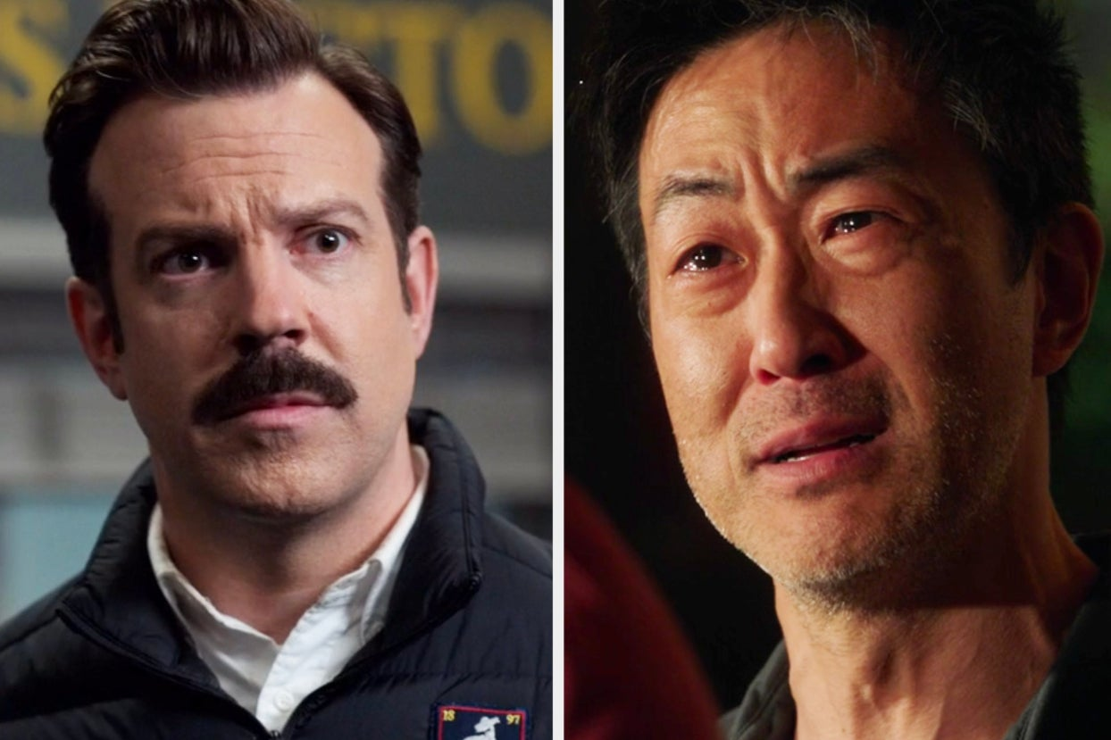 """""""Ted Lasso"""" Season 2 Ended With A Massive Episode, And 20 More TV Moments From This Week"""